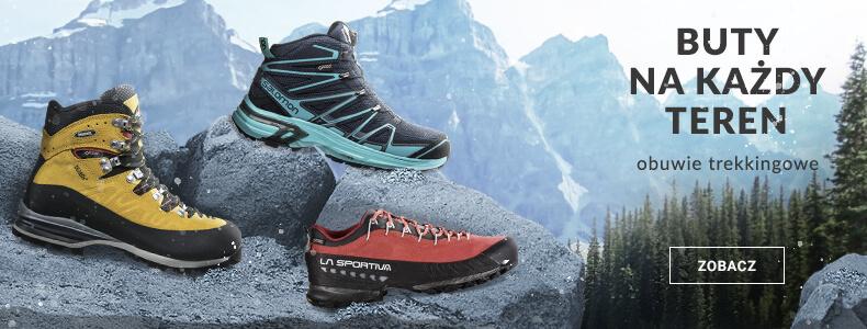 Buty trekkingowe dla każdego